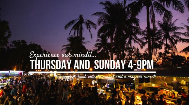 Banner for Mindil Beach Sunset Markets Darwin NT