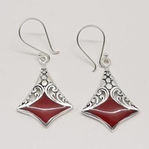 BE002..red  300x300 - EARRINGS